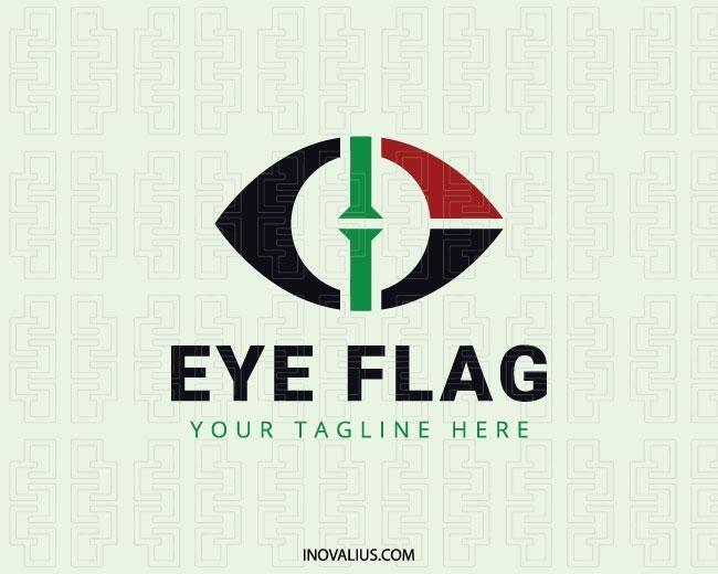 Eye Flag Logo App Logo And Logos