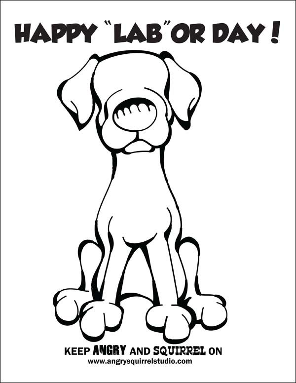 Download Free Coloring Pages ... Happy \