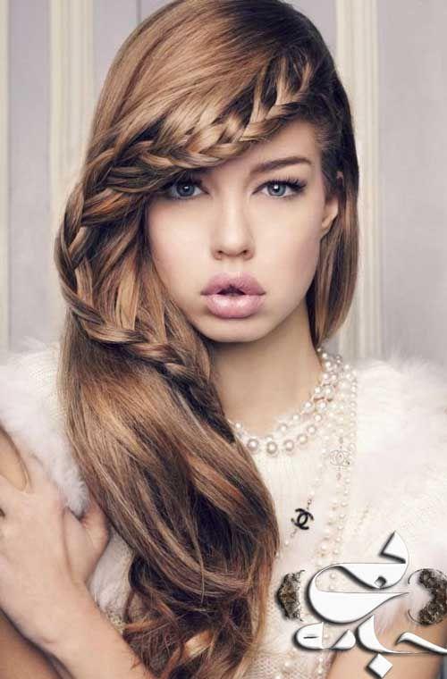 #مو #مدل_مو #فشن #مدروز #آرایش #زیبایی #بیجامه Www.Bijame.Com
