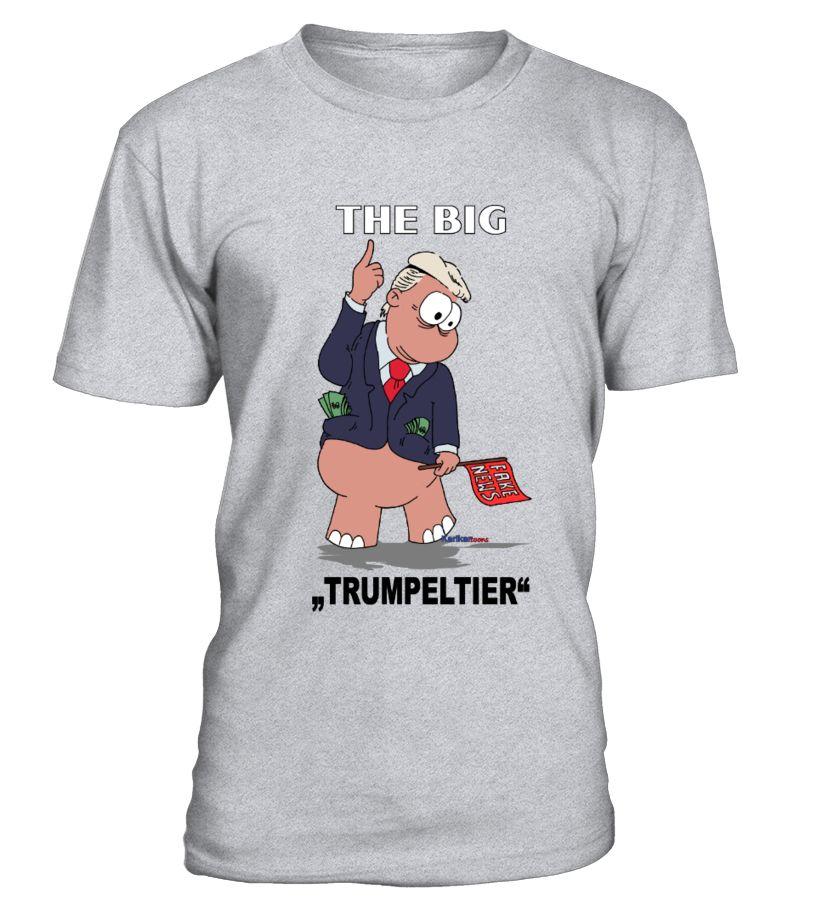 Limitierte Edition - Big Trumpeltier  Funny Journalism T-shirt, Best Journalism T-shirt