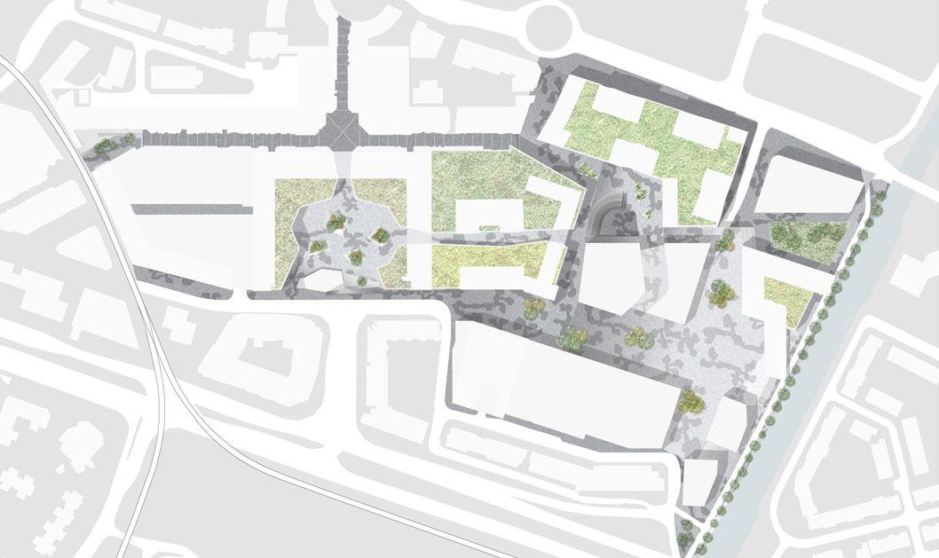 12-Blooming-Citycenter-Nieuwegein-by-bplusb « Landscape Architecture Works | Landezine