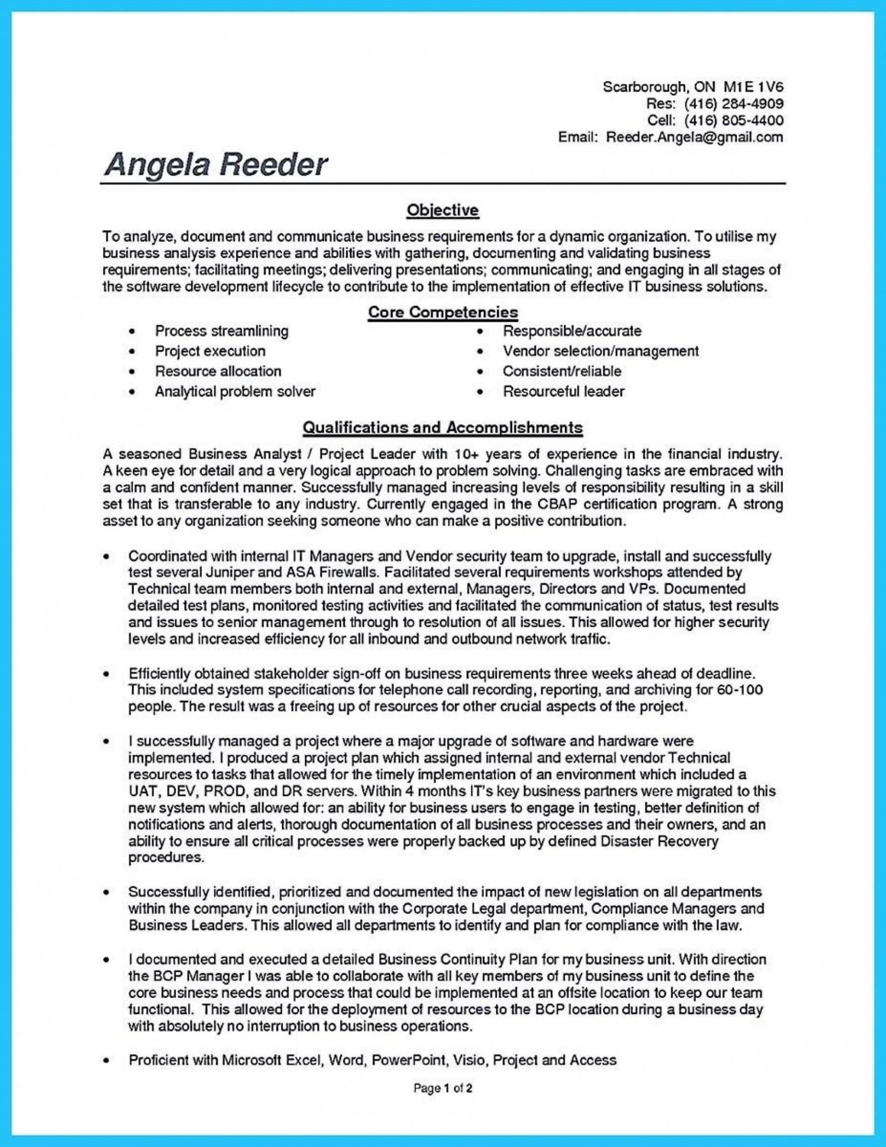 Browse Our Example Of Continuity Of Operations Plan Template For Free In 2021 Business Analyst Resume Business Analyst Business Continuity Planning