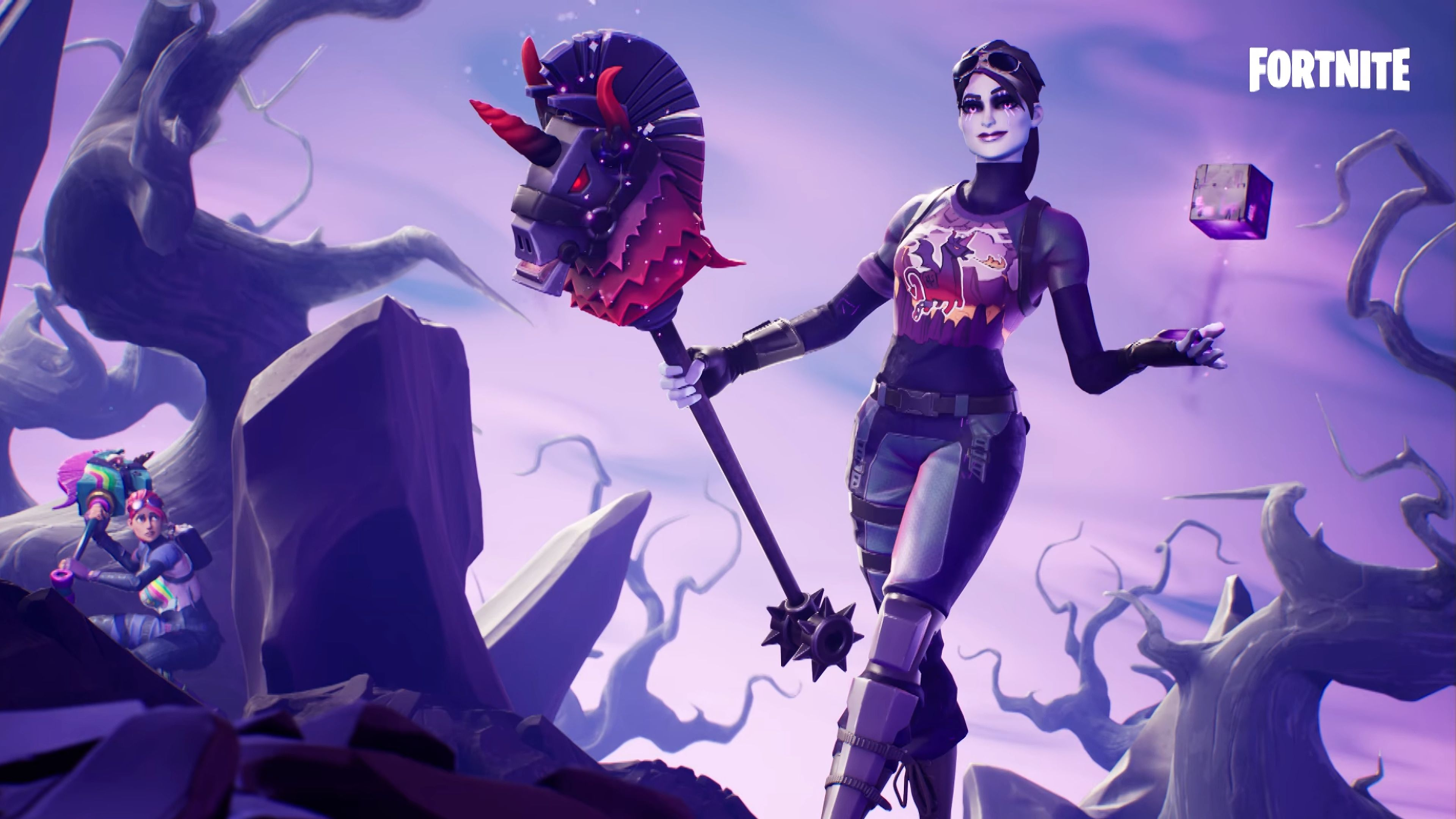 2840x2160 Dark Bomber Brite Bomber Fortnite Battle Royale Fortnite