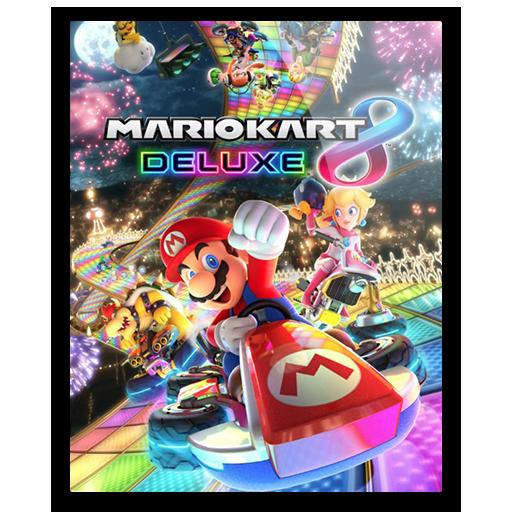 Icon Mario Kart 8 Deluxe Mario Kart Mario Kart 8 Anime