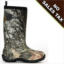 1973a2257fe BOGS 61672 Kid's CLASSIC MOSSY OAK Insulated Camo Boots | Children's ...