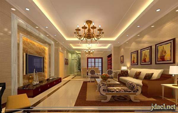 ديكور فرنسي غرف استقبال وصالات وتصاميم داخليه فرنسيه فخمه منتدى جدايل Luxury Living Room Design Ceiling Design Living Room Decor Pictures