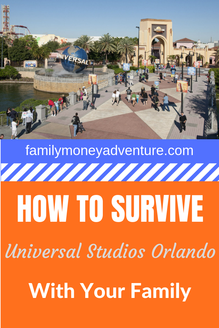 Planning A Trip To Universal Studios Orlando With Your