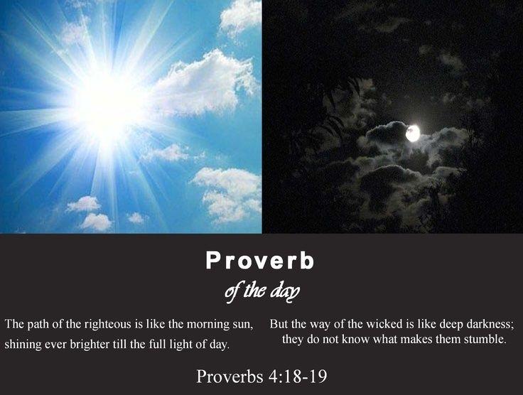 Pin Em Bible Proverbs