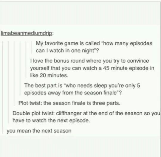 Netflixing... yes this is exactly what its like...