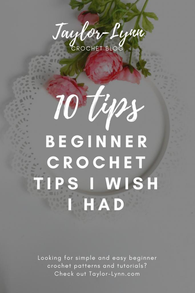 Photo of 10 Beginner Crochet Tips I Wish I Had –