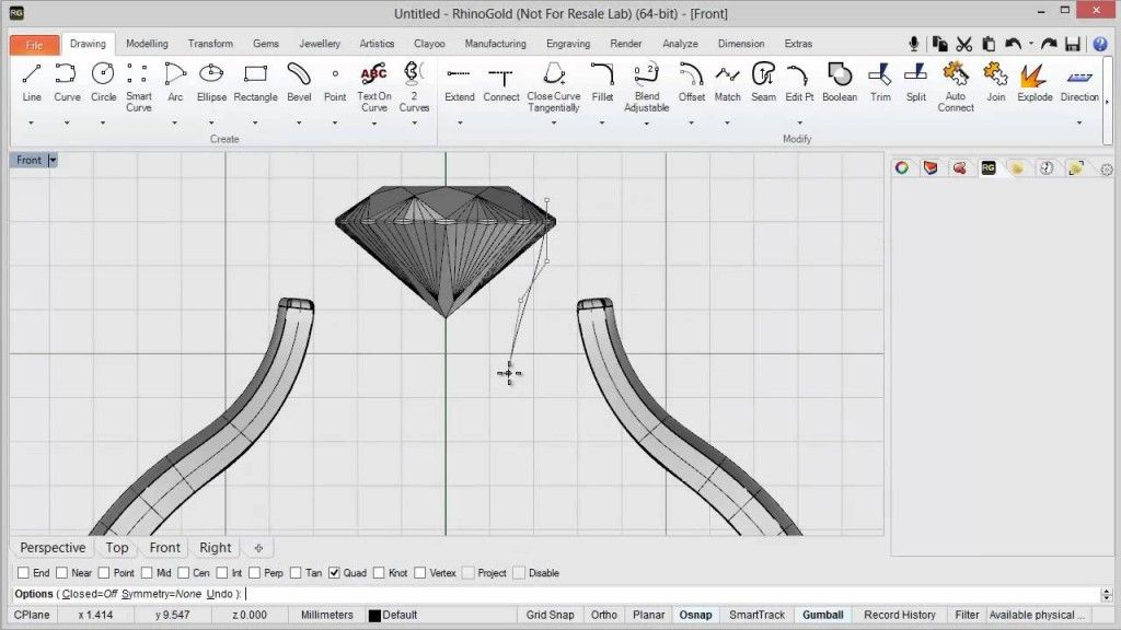 Pin by Jewelrythis on 3D Printing and Software | Cad