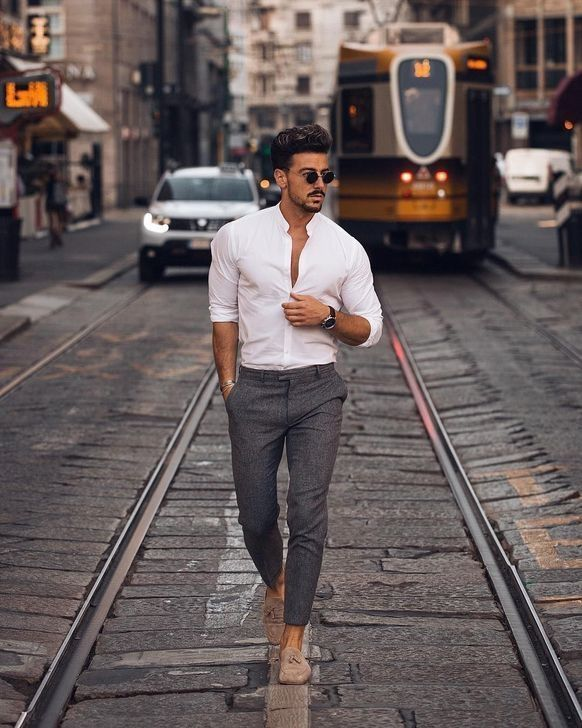 Man Style Classy Casual