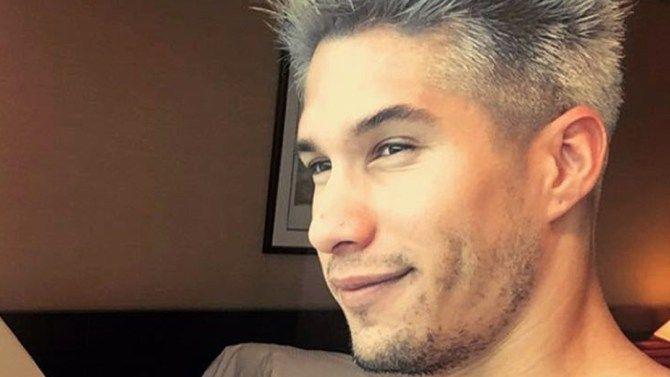 Chino Miranda estrena nuevo look; te gusta? [FOTOS] Más información en http://bit.ly/2eGlkXV