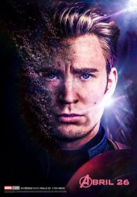 Marvel Spoiler Oficial Avengers Endgame Poster Captain America Hd