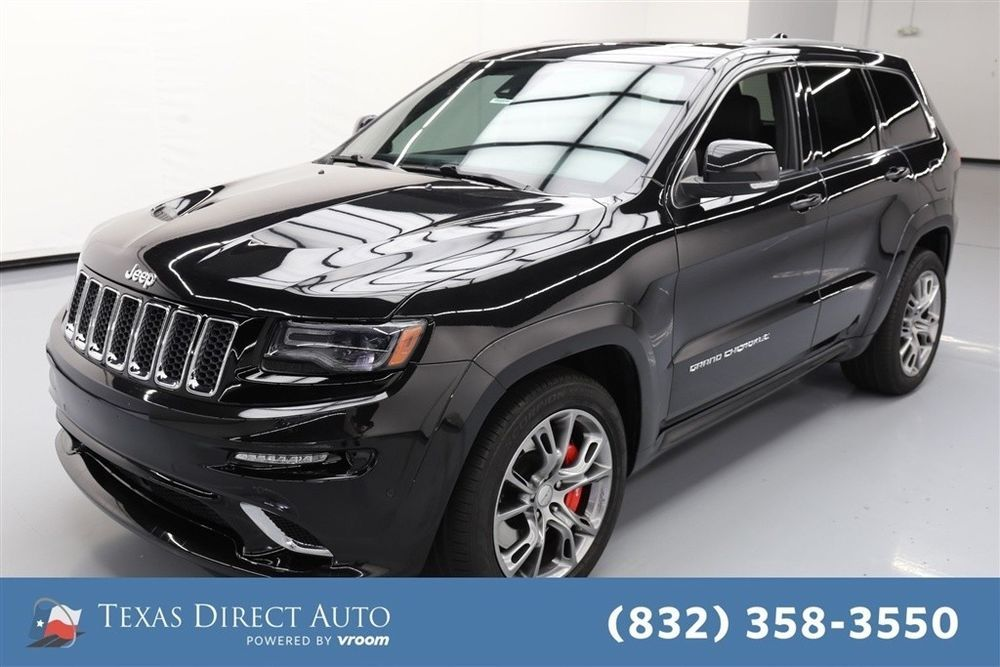 Ebay Jeep Grand Cherokee Srt Texas Direct Auto 2015 Srt Used 6 4l V8 16v Automatic 4wd Suv Premium Jeep Jee Jeep Grand Cherokee Srt Jeep Jeep Grand Cherokee