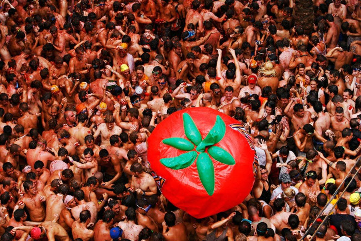 Image Result For La Tomatina Bunol 2017 La Tomatina Festival Spanish Festivals Festival