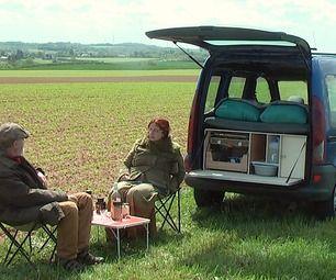 Küchenbox Camping ~ Camper in a box camping diy camper and mini camper