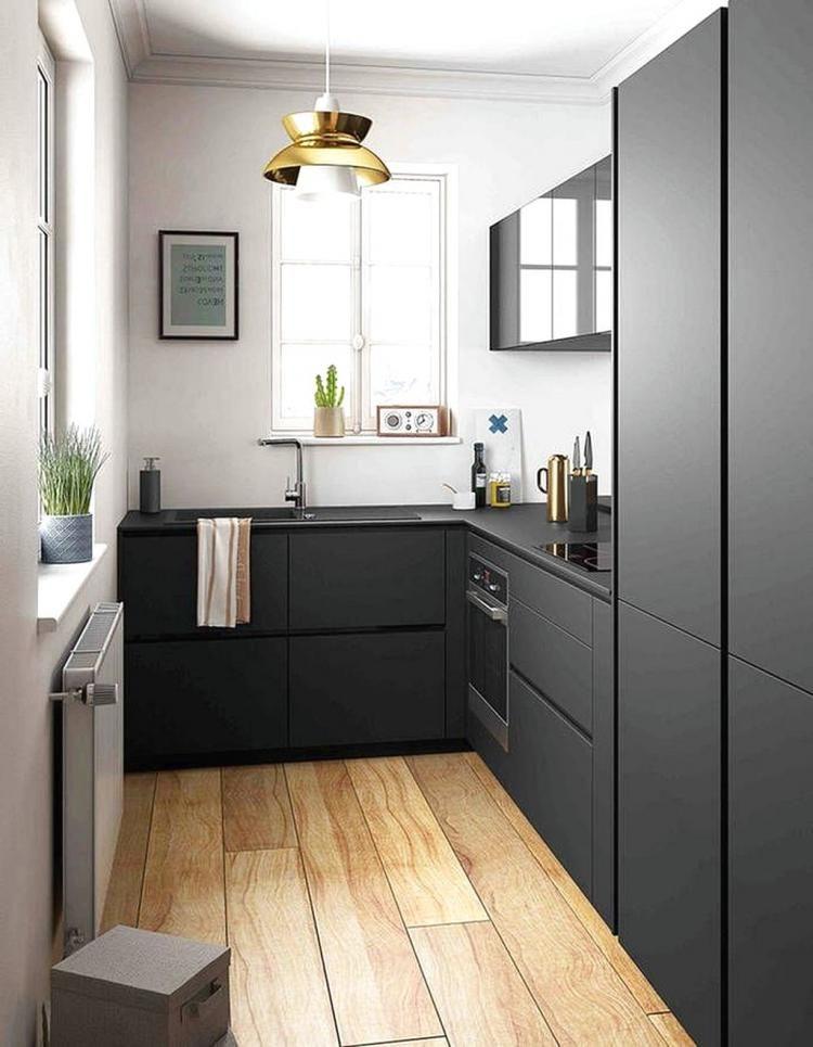 20 unique small kitchen design ideas small modern on awesome modern kitchen design ideas id=66680