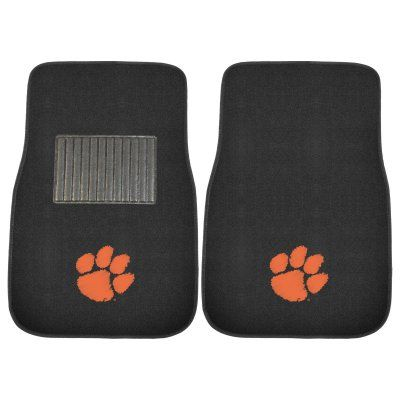 Fan Mats NCAA Embroidered Car Mats - Set of 2 - 17606