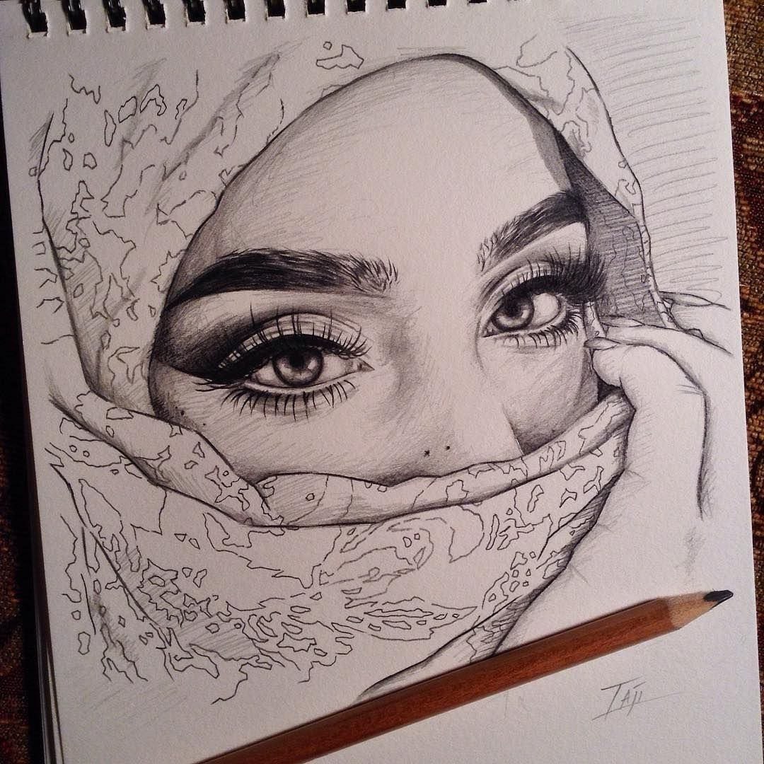 Hijab doesnt hides ur beauty but saves it for those how deserves