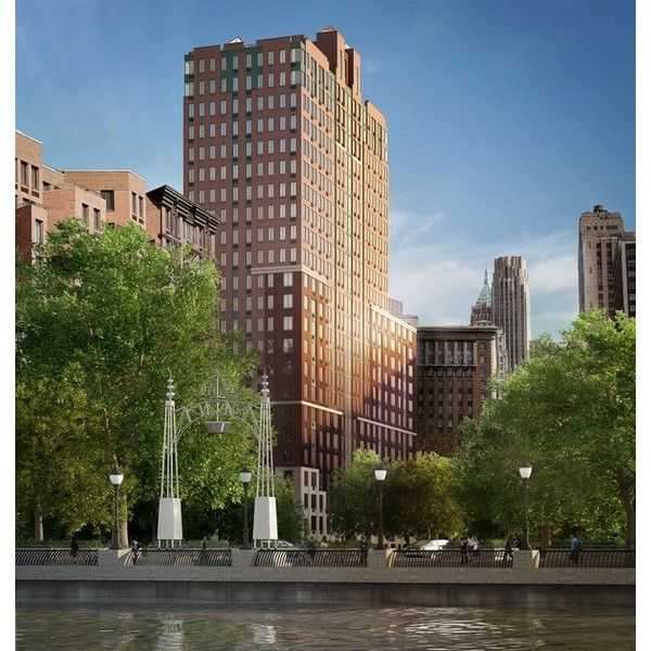 Battery Park Two Bedroom with Epic views! ❤ liked on Polyvore featuring home and home improvement