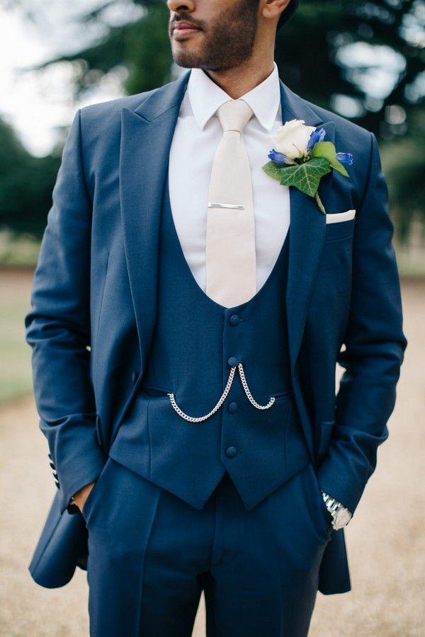20 Popular Groom Suit Ideas for Your Big Day | Vintage groom ...