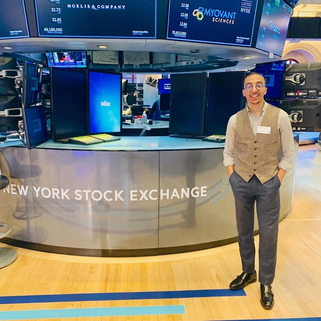 Flashback Friday Words From Our Founder I Had The Pleasure Of Being On The Trading Floors Of Nyse For The O Stock Exchange Accounting Firms Capital Market