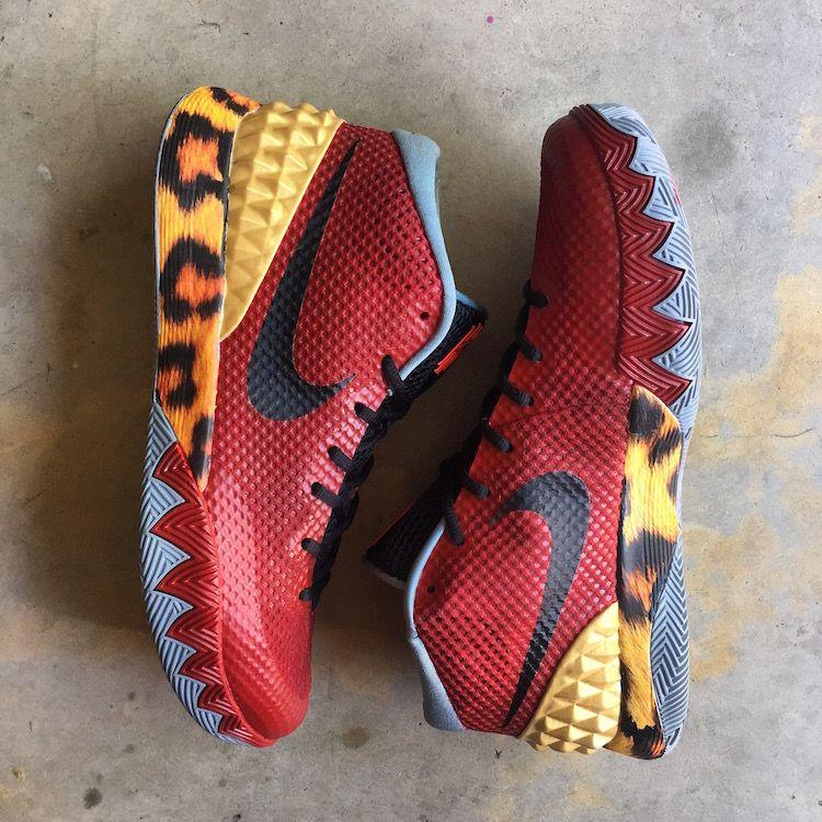 "new style 57cc5 08473 NIKE KYRIE 1 ""2K14″ CUSTOM BY AMAC CUSTOMS 1 | shoes | Nike ..."