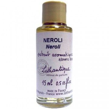 extrait de parfum aromatique neroli de