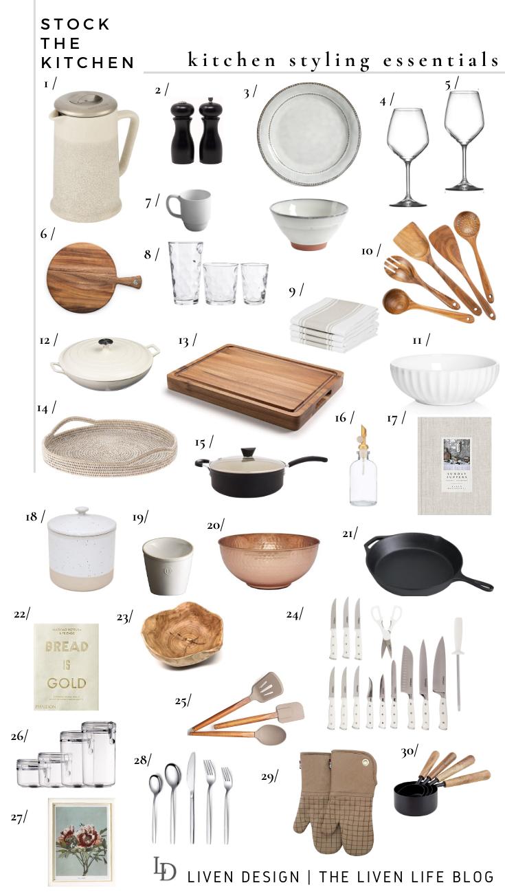 Amazon Kitchen Decor: Affordable Kitchen Styling Essentials