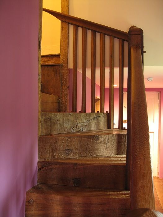 Best Dark Oak Stairs Stairs Pinned By Www Modlar Com Oak Stairs Stairs Architecture 640 x 480