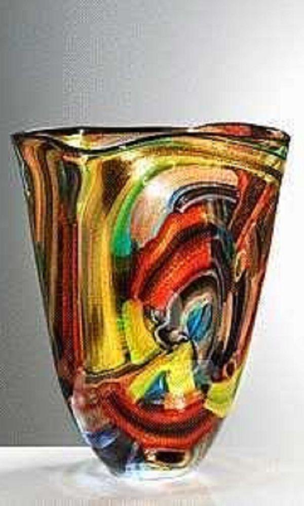 murano art-glass vessel