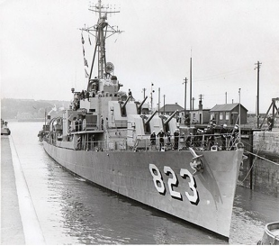 Historical museum albany destroyer ny escort