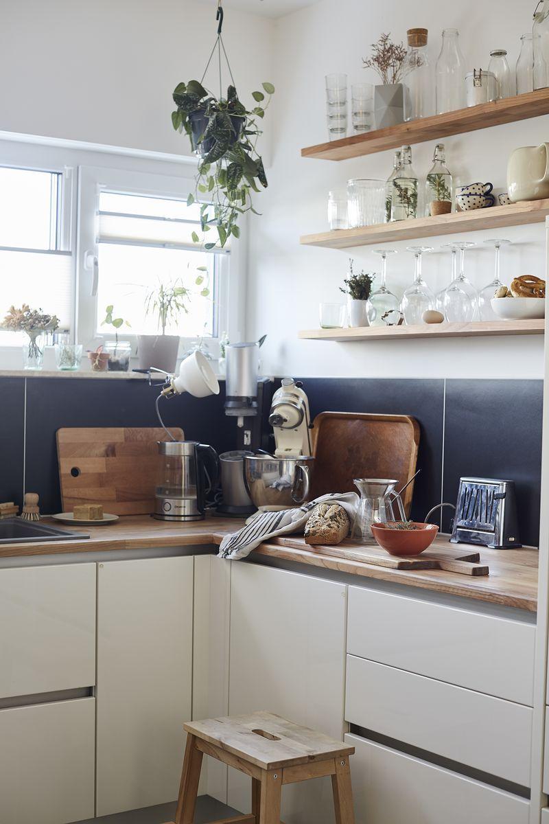 BEKVÄM Step stool beech IKEA Switzerland Kitchen