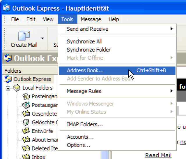 How To Create Distribution Lists And Groups On Aol Outlook Express Outlook Address Books