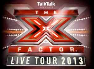 X Factor 2013 (UK) Registration Info