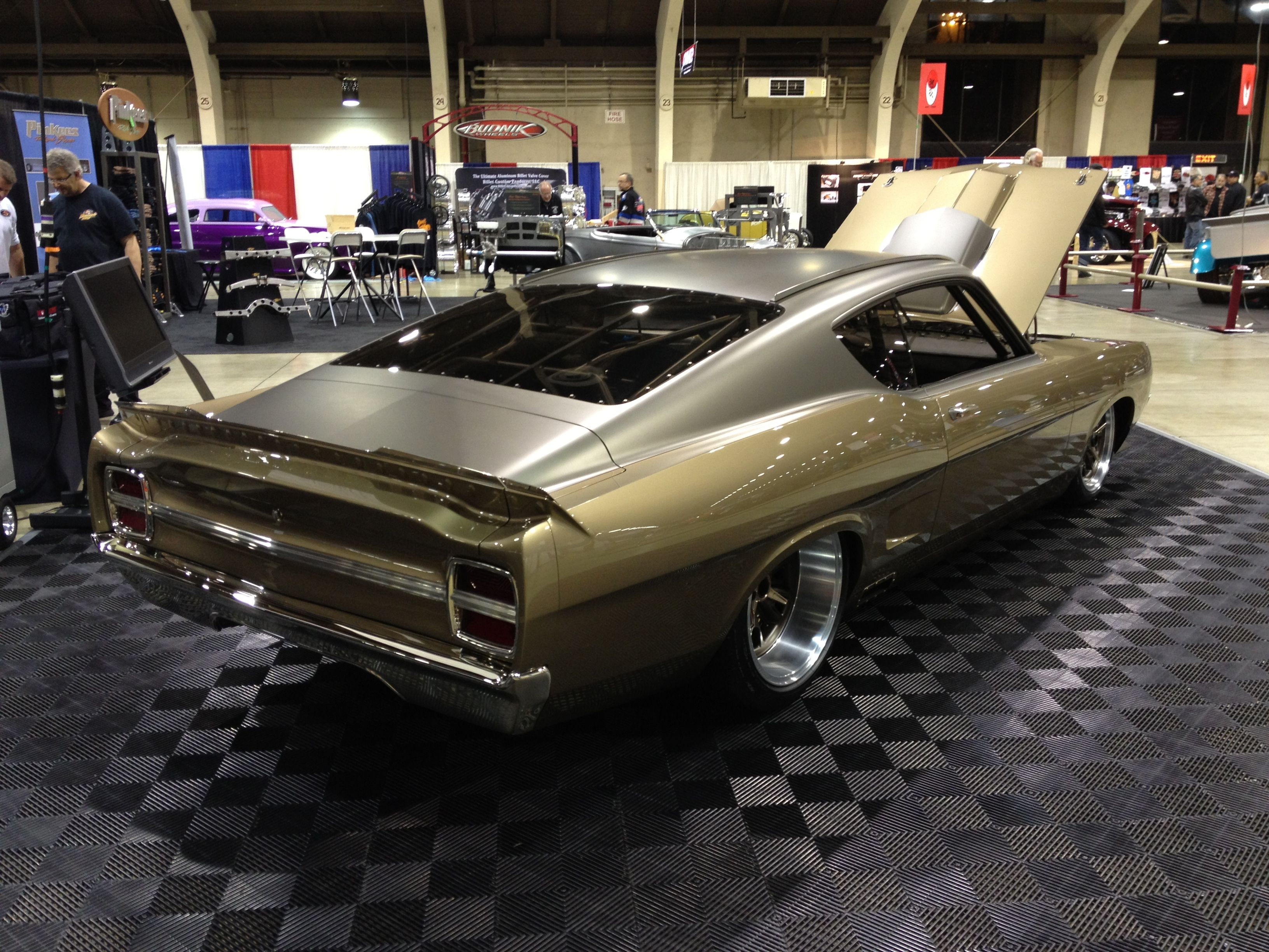 Rad Rides by Troy - Torino back view | Cars & Motorcycles ...
