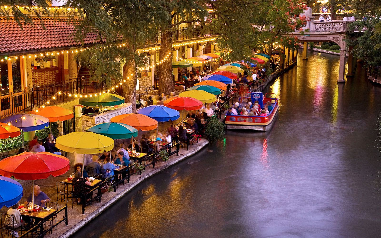 RiverWalk, San Antonio, TX - America's Most Beautiful Landmarks | Travel + Leisure