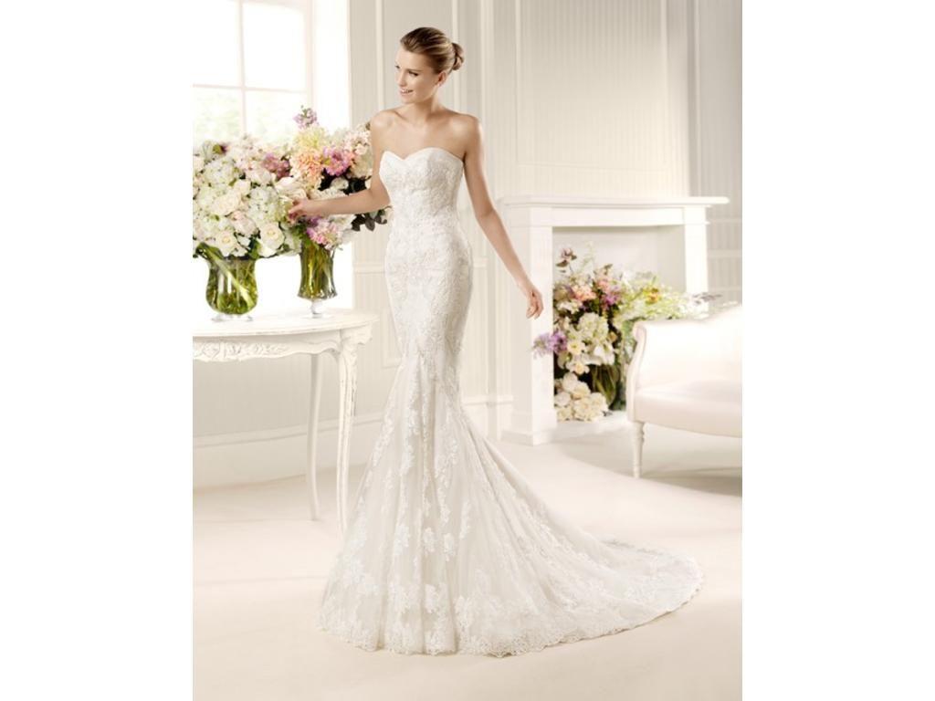 La Sposa H166 Mullet Wedding Dresses La Sposa Wedding Dresses