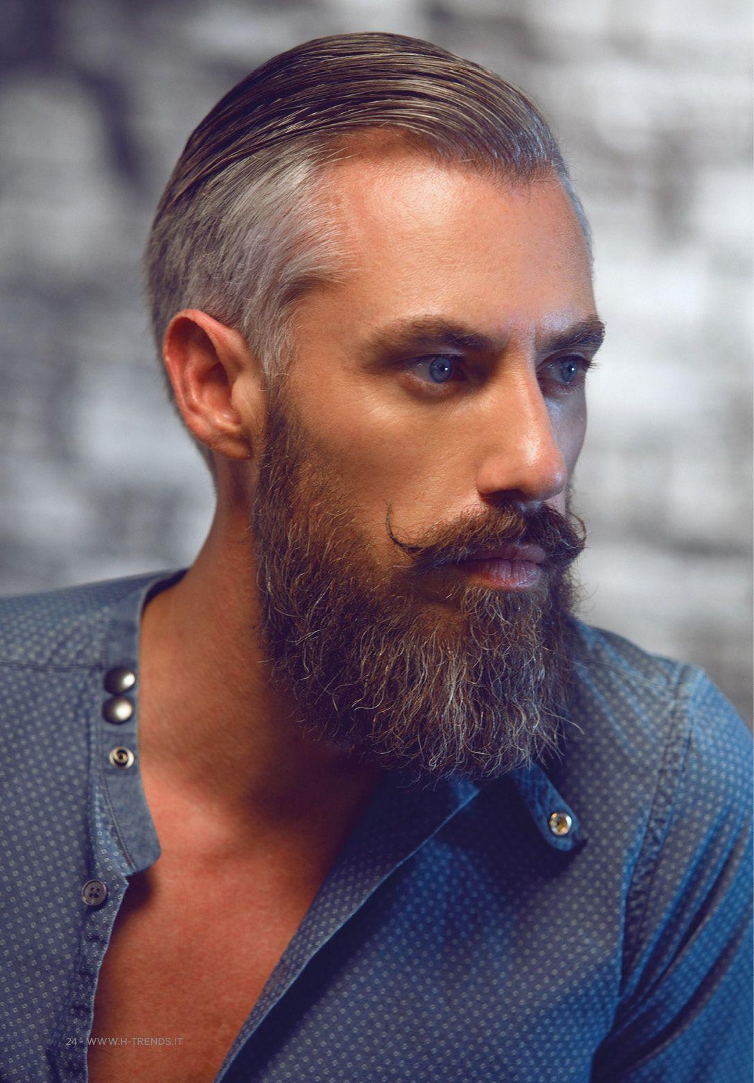 der modern beard look von alcina besticht durch seine bestimmtheit und st rke we love hair. Black Bedroom Furniture Sets. Home Design Ideas