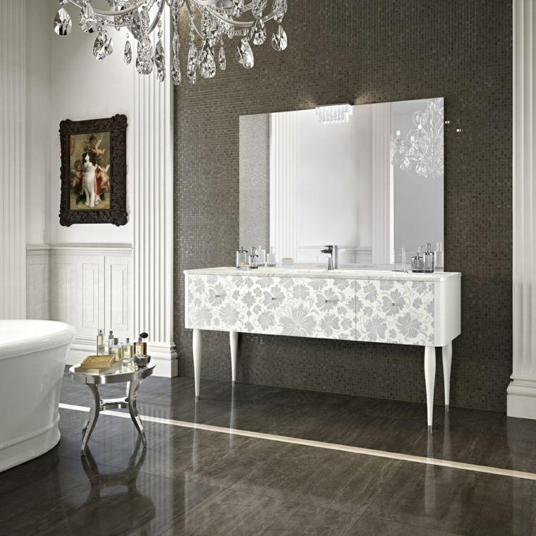 Italienische Badezimmermobel Mit Klassischem Design