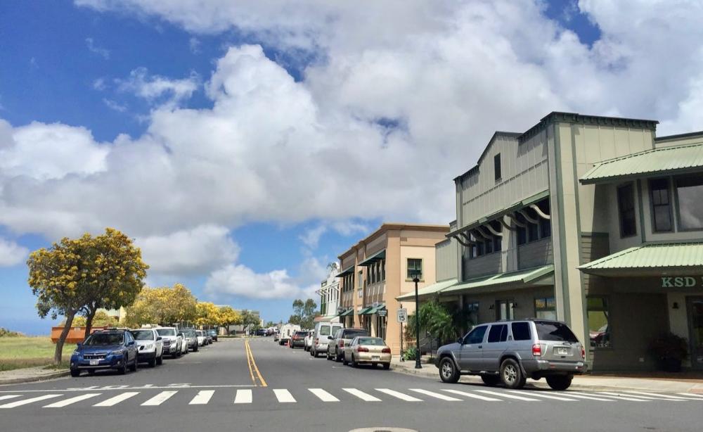 Kulamalu Town CenterPukalani, Upcountry Maui HI