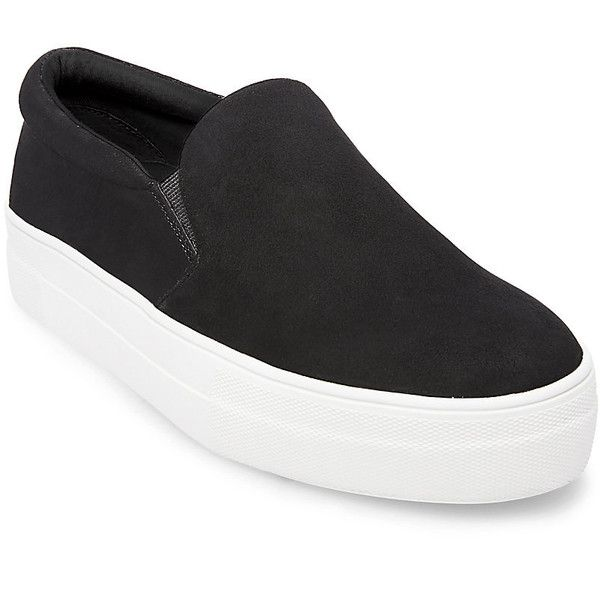 ba43cd9765f Steve Madden Gills Sneakers ( 80) ❤ liked on Polyvore featuring shoes