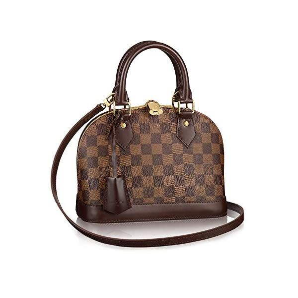 d3fb5d56f052 Authentic Louis Vuitton Damier Alma BB Cross Body Handbag Article ...