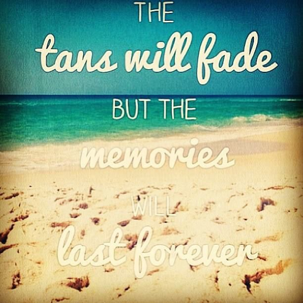 Memories Coming Back Quotes: Oh No! Summer Is Almost Coming To An End!
