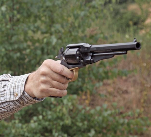 uberti anvil remington 1858 smokeless conversion 1858 remington