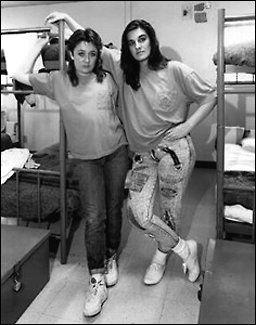 Women at MCI-Framingham, Massachusetts, 1992   Prison