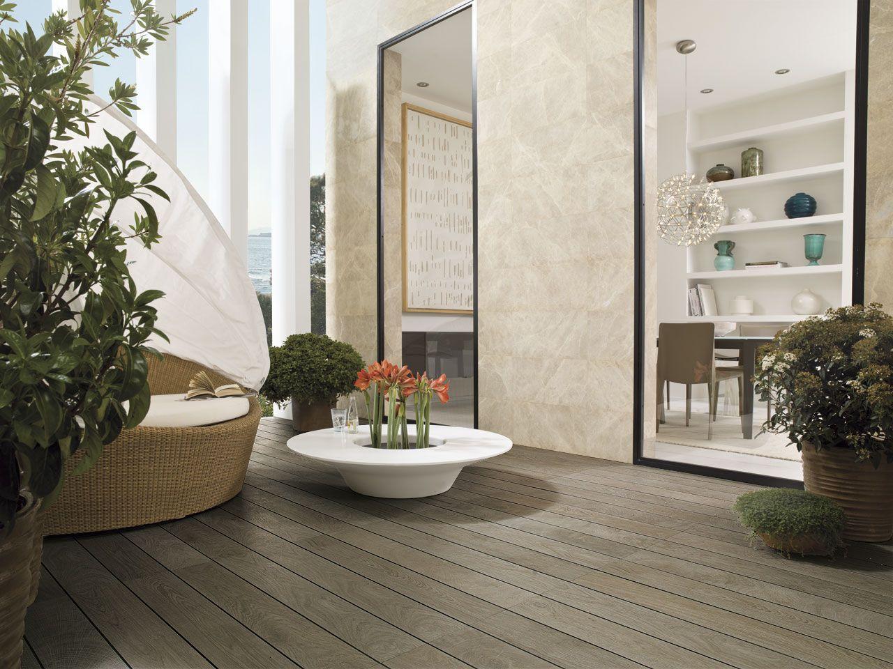 Porcelanosa heeft een nieuwe technologie genaamd nanoker non slip floor tiles porcelanosa has developed nanoker technology to manufacture non slip floor tile collections dailygadgetfo Images