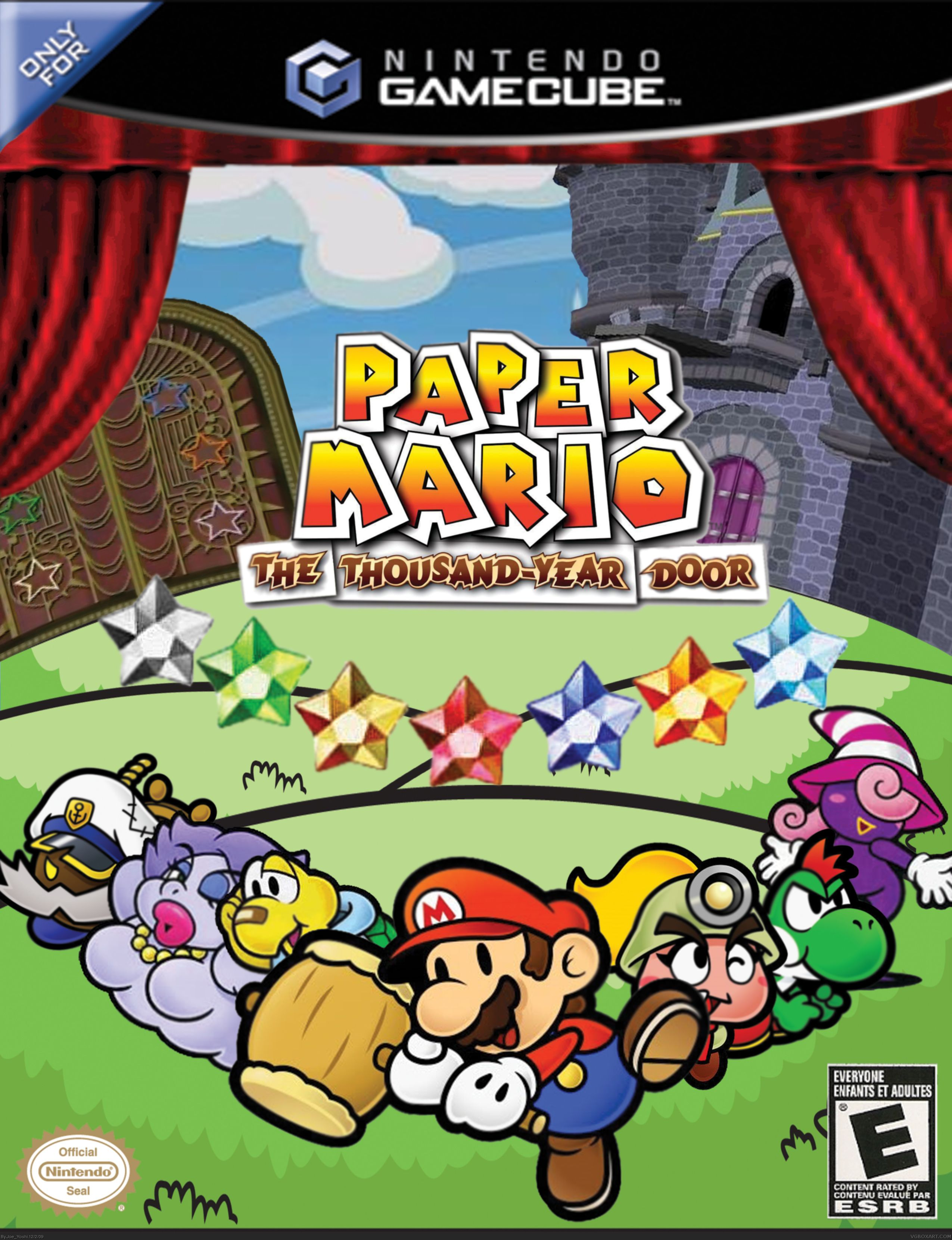 paper mario the thousand year door Google Search Paper