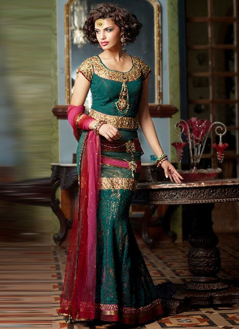Lehenga saree for wedding bride wedding colors  if i were to have a wedding  pinterest  colors
